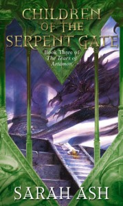 Children of the Serpent Gate UK paperback