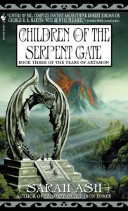 Children of the Serpent Gate US paperback