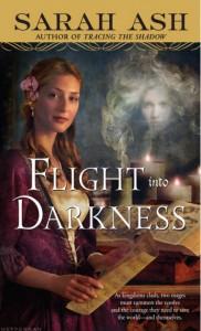 Flight Into Darkness US paperback