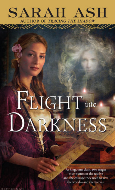 Flight Into Darkness US paperback