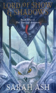 Lord of Snow and Shadows UK paperback