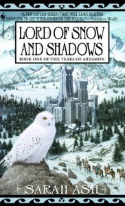 Lord of Snow and Shadows US paperback