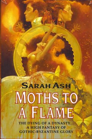Moths to a Flame, UK paperback
