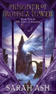Prisoner of Ironsea Tower UK paperback